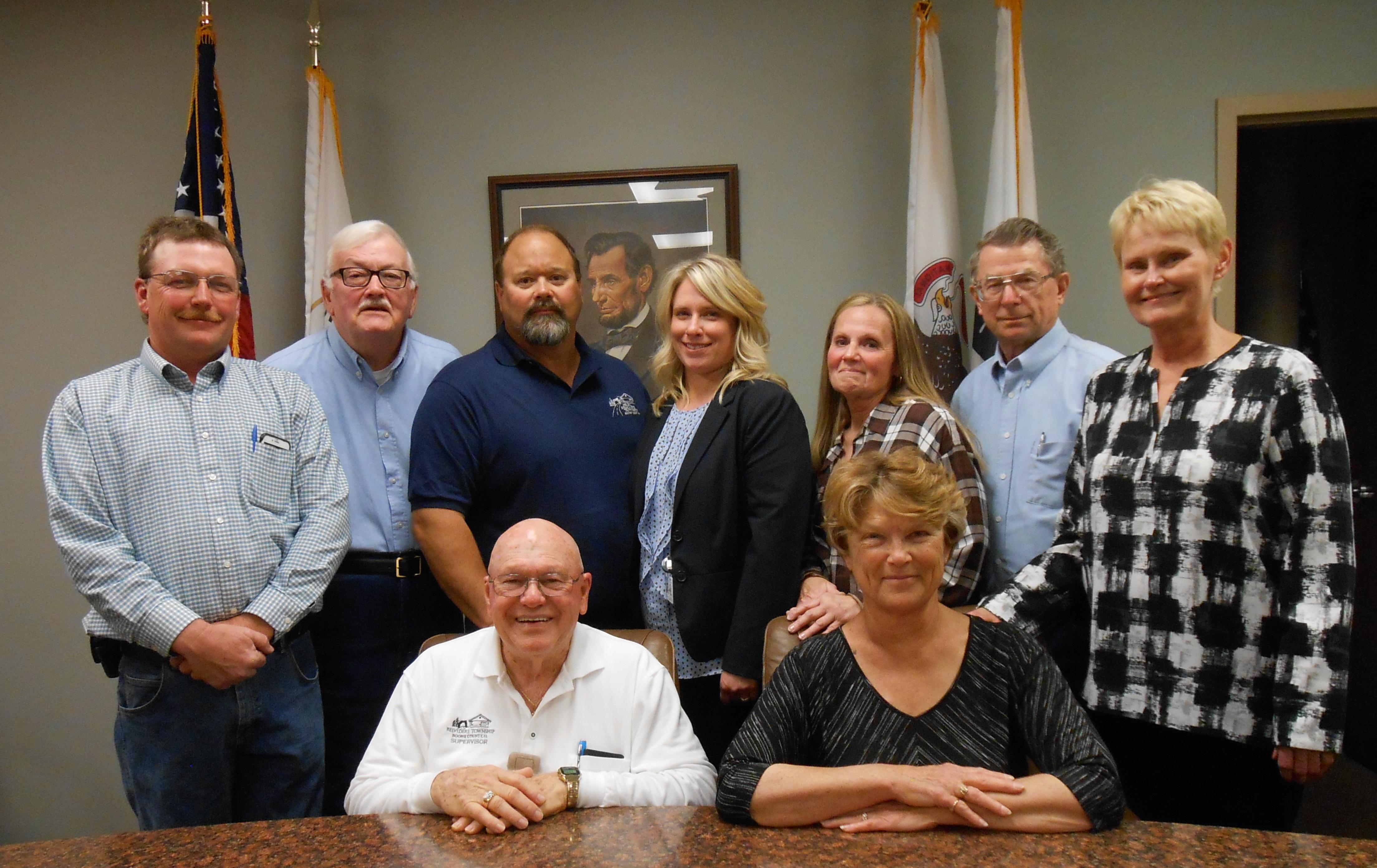 Illinois boone county belvidere - Belvidere Township Board